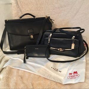 Coach Matching Set